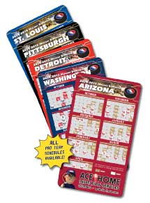 Pro Hockey Schedule Magnet-Image